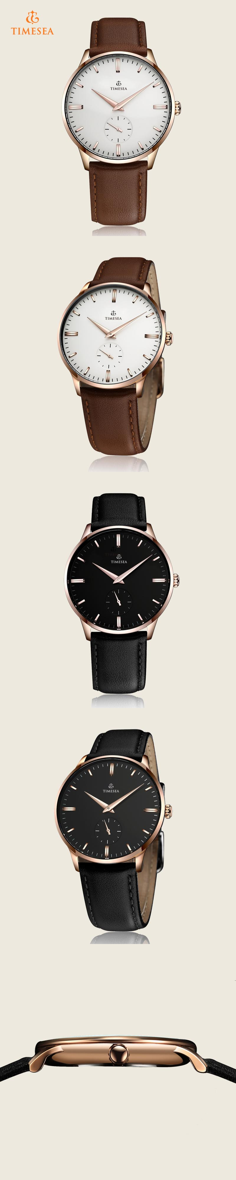 Fashion Good Quality Stainless Steel Mens Watch 72318
