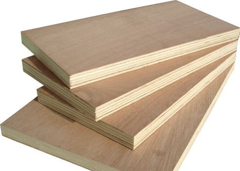 12mm Pine Plywood with C/D Grade Poplar Core