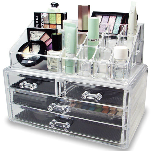 Pop Acrylic Display Stand, Cosmetic Advertising Display