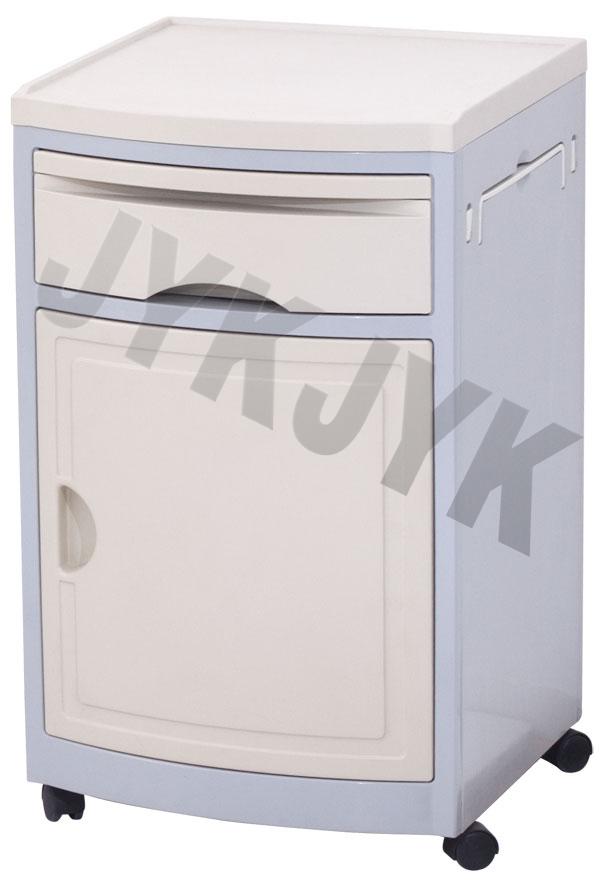 Medical Metal Bedside Cabinet Jyk-D07