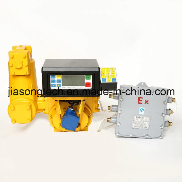 Electronic Digital Bulk Fuel Oil Flow Meter