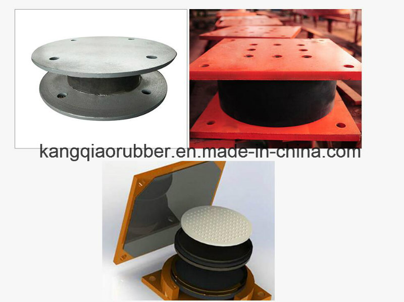 Professional High Damping Rubber Bearing Made in China