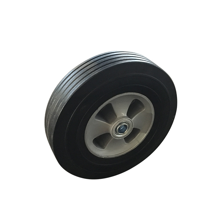 Accept Design Heavy Duty Sturdy 10X2.5 Solid Wheels
