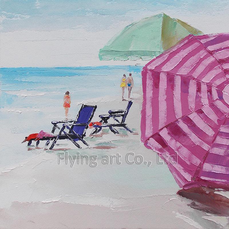 Reproduction Art Seascape Oil Painting (ZH3970)