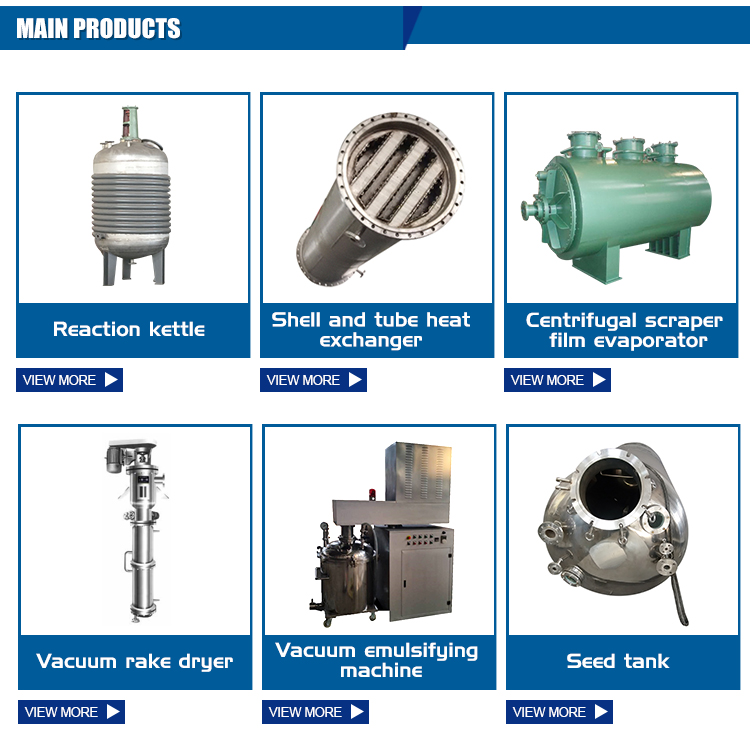 Reactor/Unsaturated polyester resin production equipment