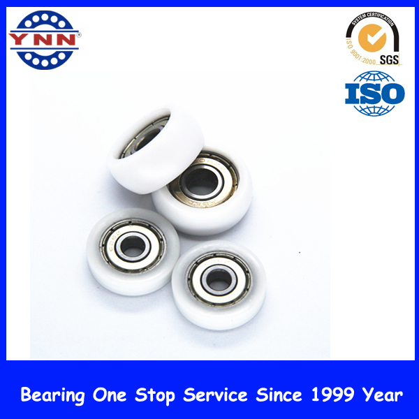 Plastic Ball Bearings Shower Door Bearing Wheels