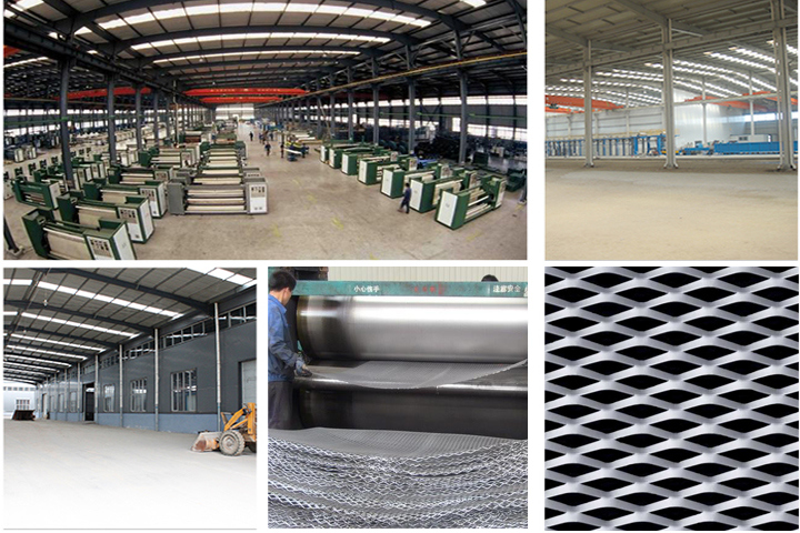 High Quality Anping Galvanized Expaned Wire Mesh