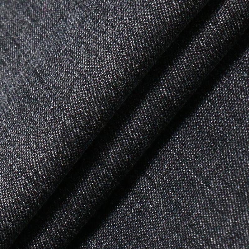 Cotton Polyester Viscose Spandex Denim Fabric for Men Jeans