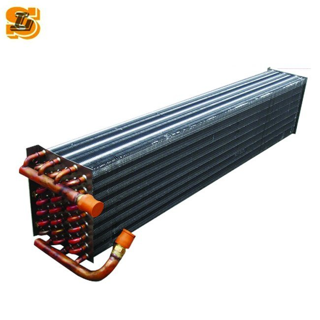 Shanghai Shenglin Copper Tube Cold Storage Condenser (FP)