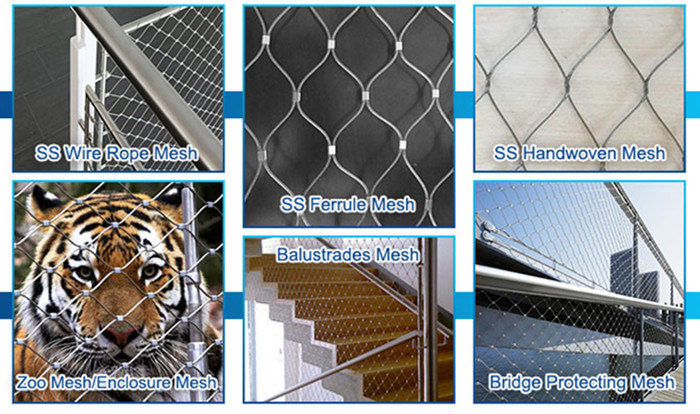 Stainless Steel Wire Rope for Decoration