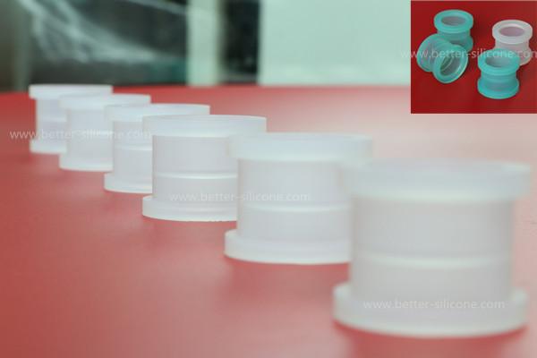 Custom Molded Silicone Rubber Ployurethane Bearing Bushing