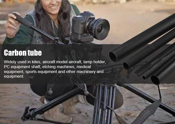 High-Strength Extension Umbrella Carbon Fiber Pole/Tube