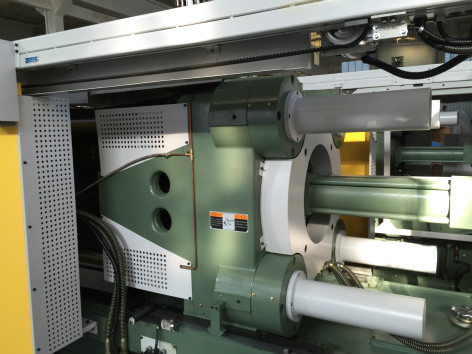 High Efficiency 880 Ton Cold Chamber Die Casting Machine (C-880)