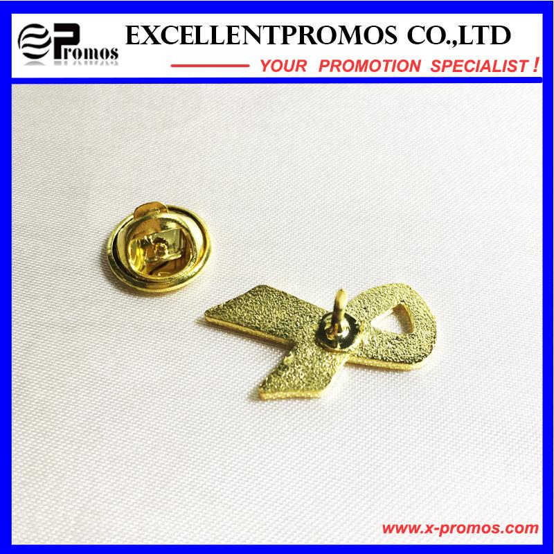 Ribbon Lapel Pin for Promotion (EP-L8260)