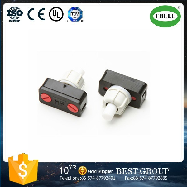 Pbs-17A-2 Latching Push Button Switch Push Button Micro Switch High Quality Switch (FBELE)