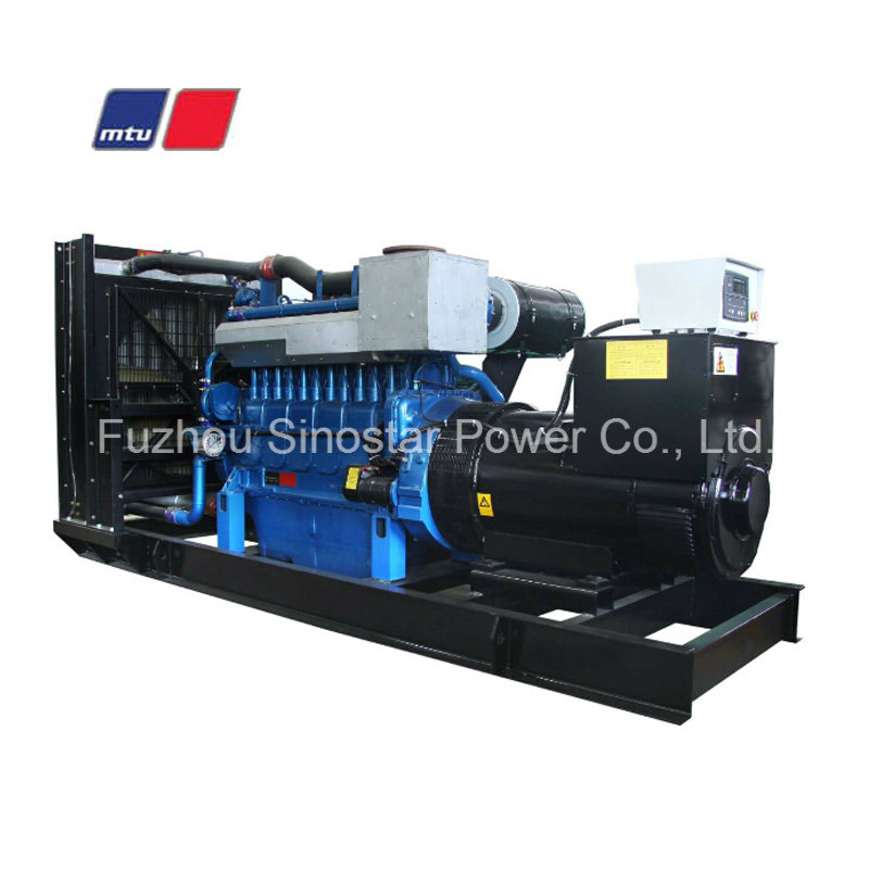 800kw 1000kVA Mtu Containerized Soundprof Diesel Generator