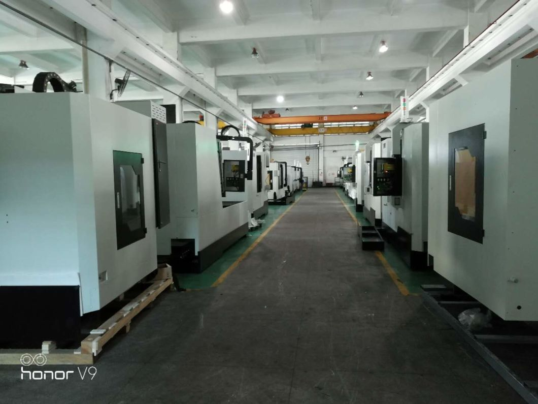 High Precision CNC Lathe Machine with Ce Certification Tl-46