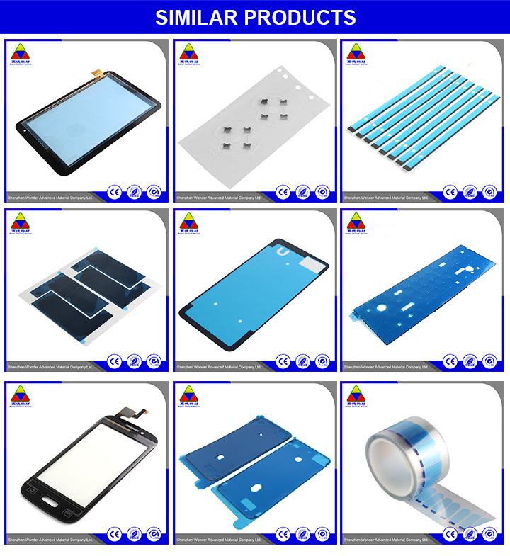 Custom Electric Product Security Label Printing Adhesive Sticker