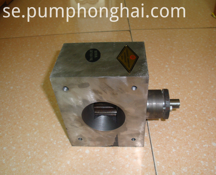 High Viscosity Hot Glue Gear Pumps