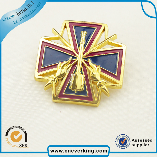 Personalized Custom Made High Quality Metal Sheriff Star Badge