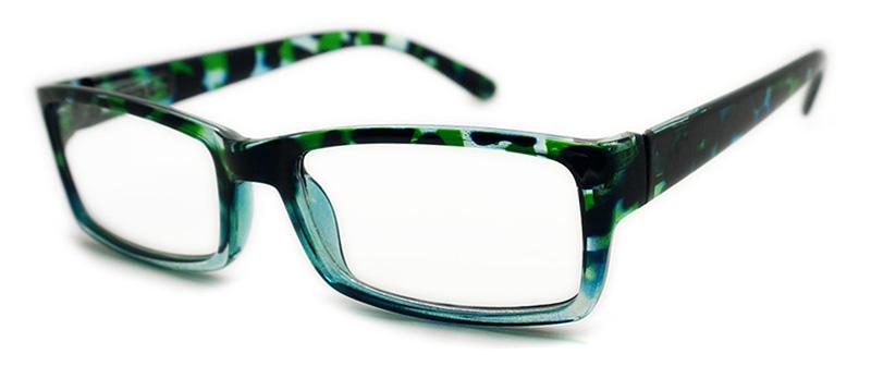 Unisex Plastic Multicolor Reading Glasses (WRP508326)