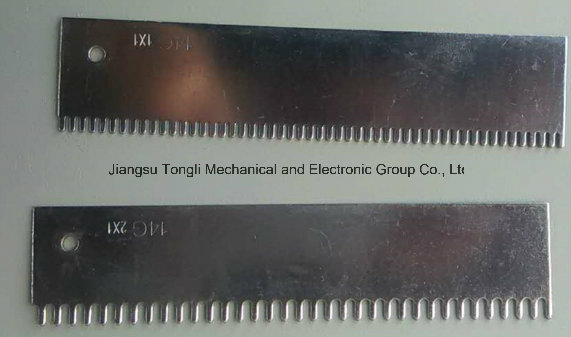 Pocket Comb for Hand Flat Knitting Machine