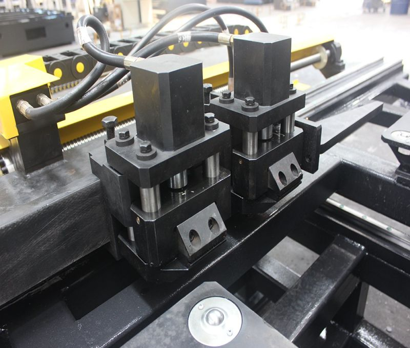 Hot Sale Enhanced Hydraulic Press Punching Marking CNC Machine for Plate