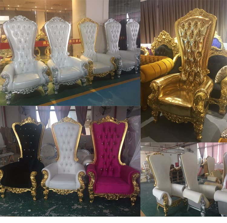 Single Chair King Longue for Wedding/Banquet/Restaurant/Hotel/Home