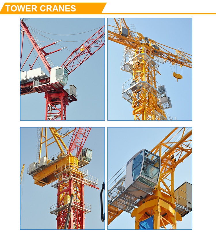 Tower Crane for Coal Yard