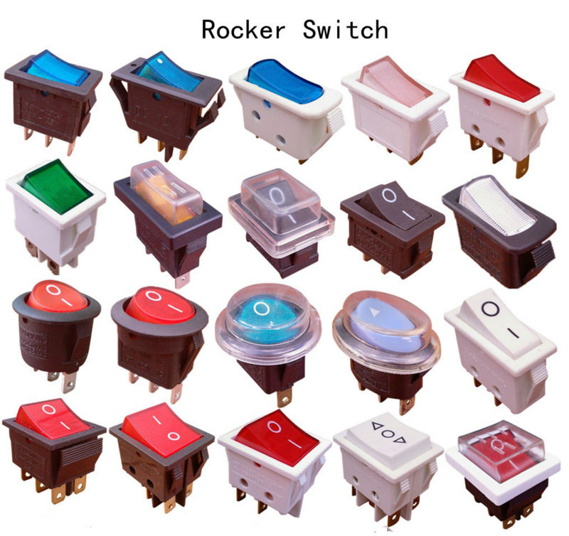 Oven Rocker Switches