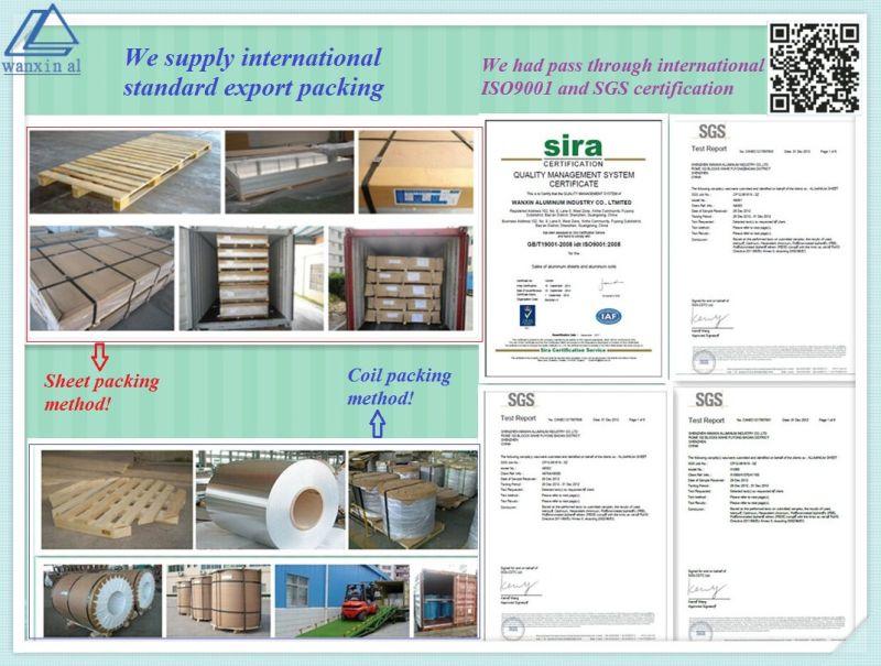 1100 Aluminum/Aluminium Sheet for PCB