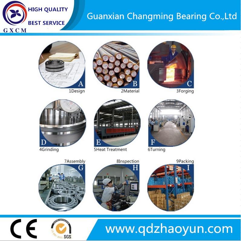 Factory Bearing Deep Groove Ball Bearing