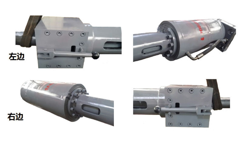 2200t Hydraulic Rock Splitters for Excavator