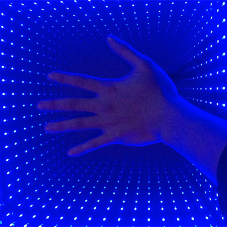 Party Light 3D New Interactive Starlit LED Dance Floor