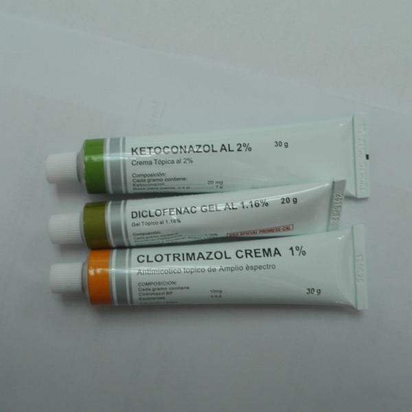 High Quality 30g Clotrimazole Antifungal Cream