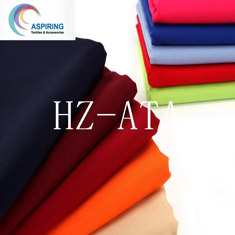 100%Polyester 300d Minimatt Fabric for School Uniform