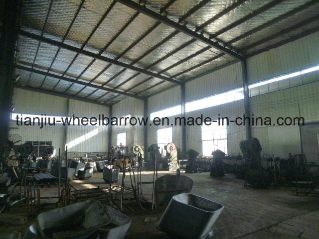 Construction Wheel Barrow for Nigeria Market Wb6220