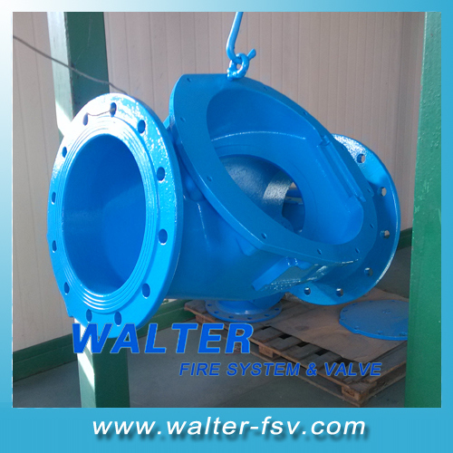 Rubber Disc Swing Check Valve for Water System