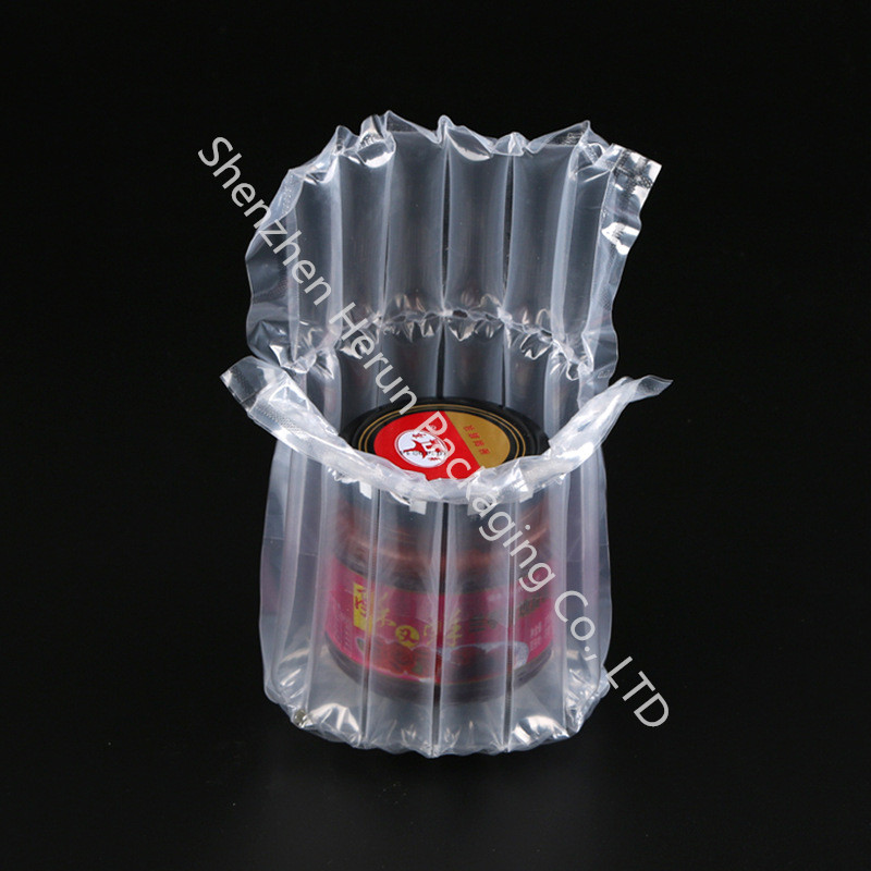 Tea Canister Packing with Shockproof Bags