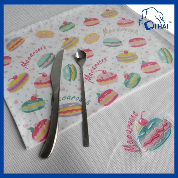 100% Cotton Waffle Tea Towel (QHTA4454)