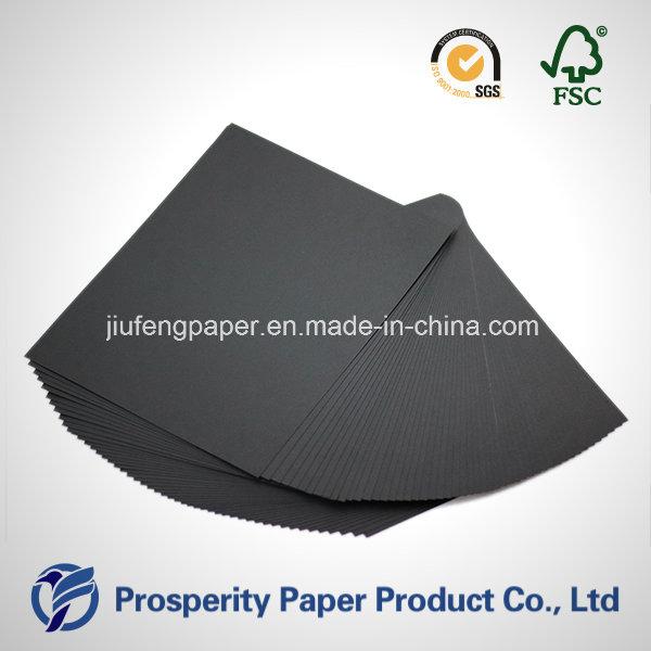 Black Kraft Paper High Quality