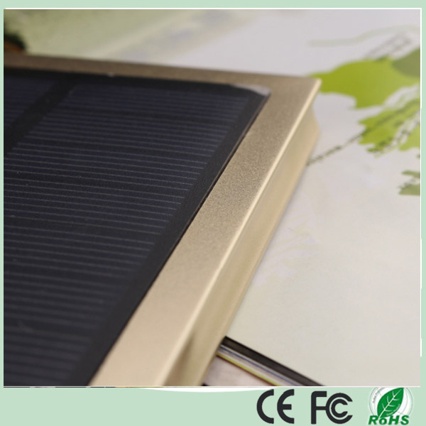 Consumer Electronics Power Bank with LED Light Solar Charger (SC-1688-A)