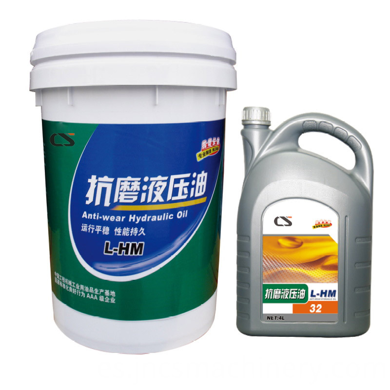 Anti-wear hydraulic oil L-HM