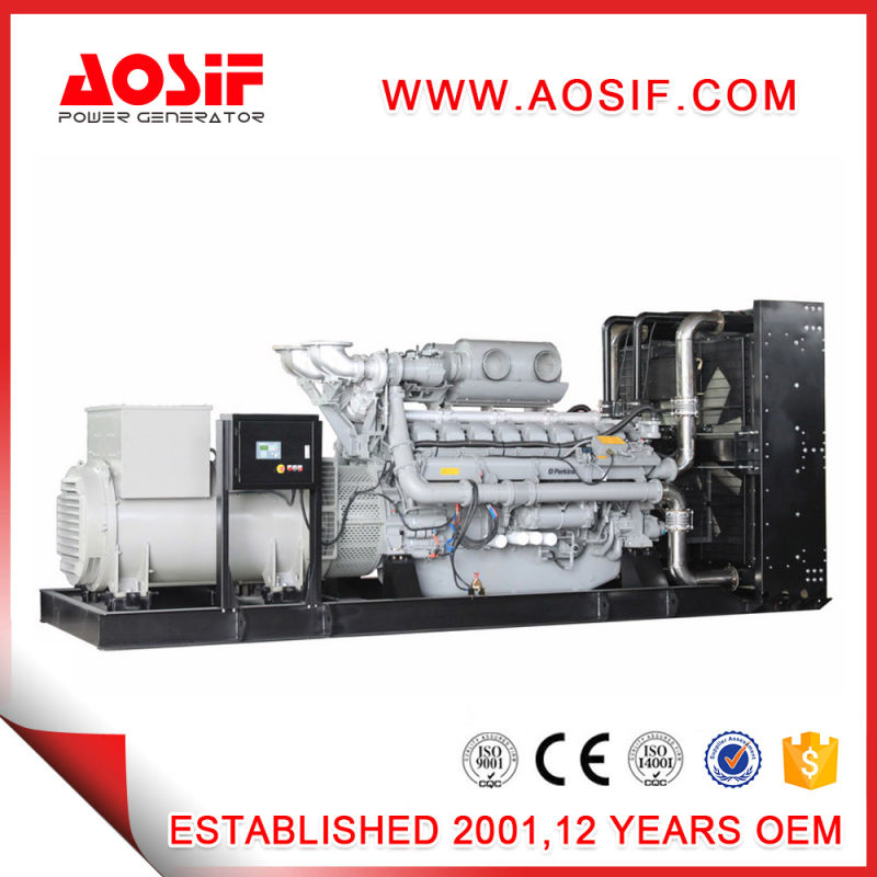 50Hz 1500rpm Cheap Power Generating Generator Sets for Sale