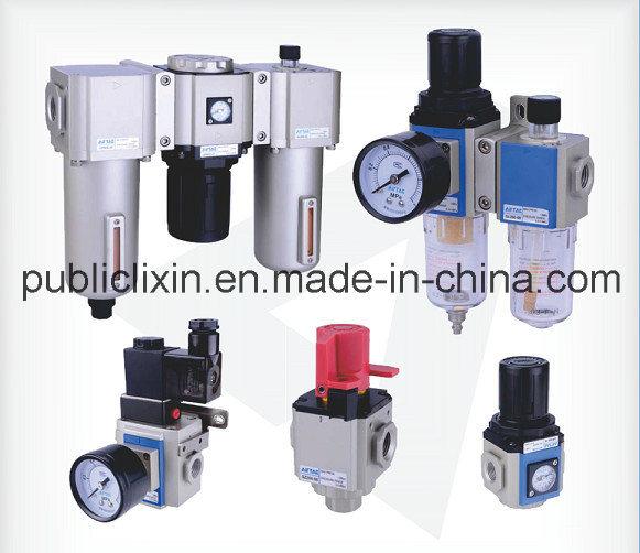 Airtac Air Electric Coil Mechanical Fluid Control Solenoid Valve