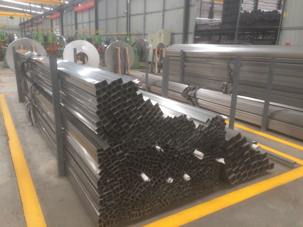 Stainless Steel Pipe Making Machine for Round Square Pipe