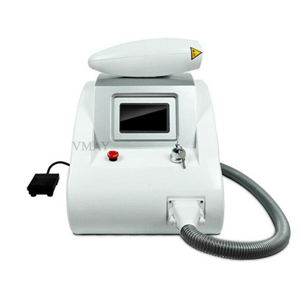 1064nm 532nm 1320nm Q Switch ND YAG Laser Tattoo Removal Machine
