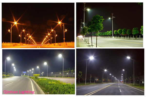 80/100/150W LED Road Lamp 7 Years Warranty Outdoor Spot Lamp LED Street Light