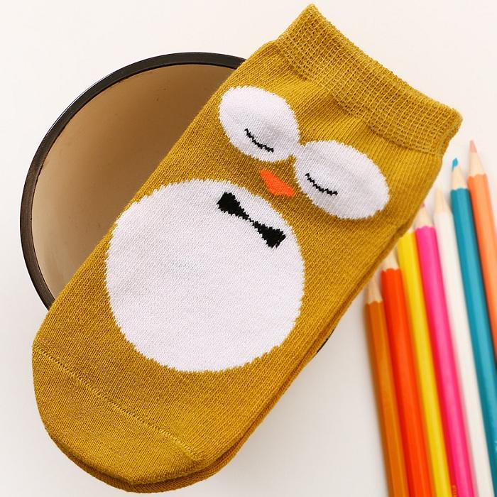Wholesale Good Quality Cute Children Cotton Socks