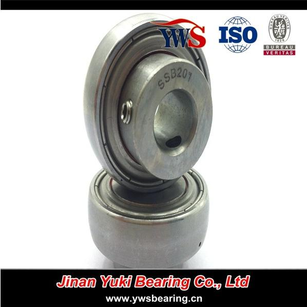 Ssb201 Spherical Insert Bearing for Agriculture Machine